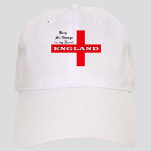 St. George's Flag Cap