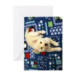 Edo Greeting Card