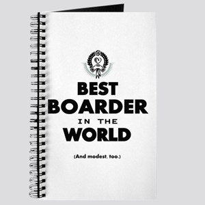The Best in the World Best Boarder Journal
