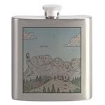 Mt Rushmore selfies Flask