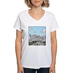 Mt Rushmore selfies T-Shirt