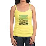 Mt Rushmore selfies Tank Top