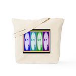 Drag Diva SisterFace Circa 1990 Tote Bag