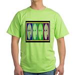 Drag Diva SisterFace Circa 1990 Green T-Shirt
