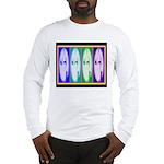 Drag Diva SisterFace Circa 1990 Long Sleeve T-Shir