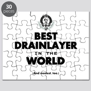 The Best in the World Best Drainlayer Puzzle
