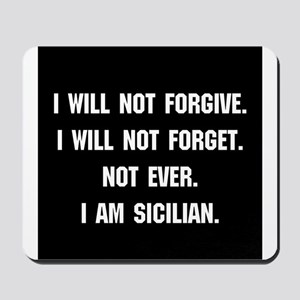 Sicilian Mousepad