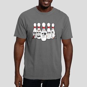 Battered Bowling Pins T-Shirt