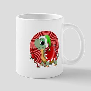 Noel Turtle Mugs