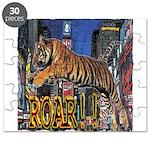 Tiger Roar Puzzle