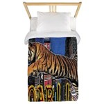 Tiger Roar Twin Duvet