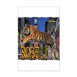 Tiger Roar Poster Print (Mini)