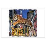 Tiger Roar Poster Art