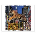 Tiger Roar Poster Design