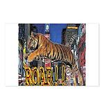 Tiger Roar Postcards (Package of 8)