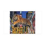 Tiger Roar Wall Sticker