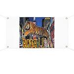 Tiger Roar Banner