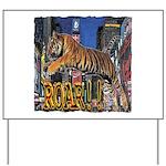 Tiger Roar Yard Sign
