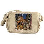 Tiger Roar Messenger Bag