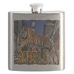 Tiger Roar Flask