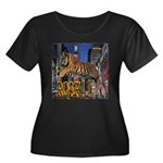 Tiger Roar Plus Size T-Shirt