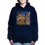 Tiger Roar Hooded Sweatshirt