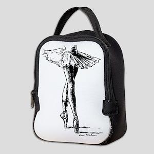Ballet Neoprene Lunch Bag