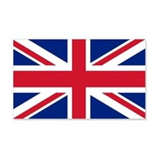 UK Flag Wall Decal