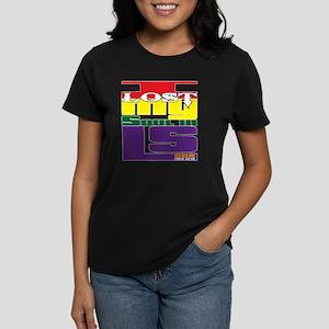 lost soul in LS Women's Dark T-Shirt
