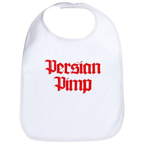 PERSIAN PIMP Bib