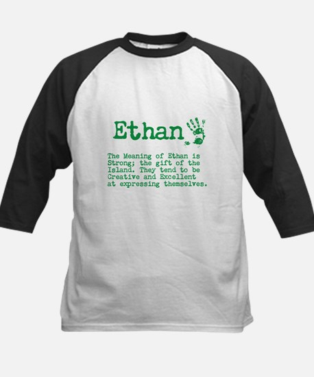 The Meaning of Ethan Baseball Jersey