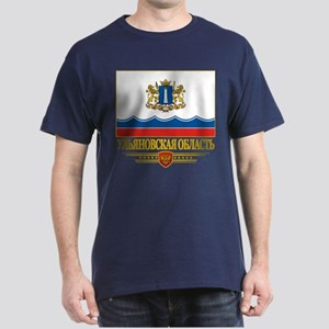 Ulyanovsk Oblast Flag T-Shirt