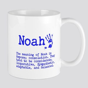 The Meaning of Noah Mugs