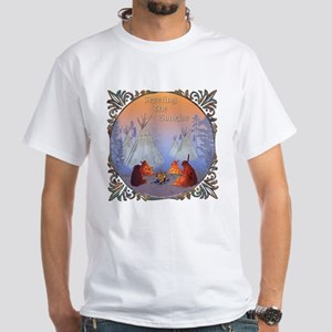 Greeting the Sunrise T-Shirt