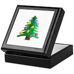 Christmnas Tree Keepsake Box
