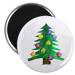 Christmnas Tree Magnets