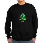 Christmnas Tree Sweatshirt