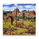 Compton Wynyates Garden Tile Coaster