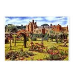 Compton Wynyates Garden Postcards (Package of 8)