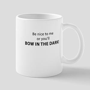 Bow In The Dark Mugs
