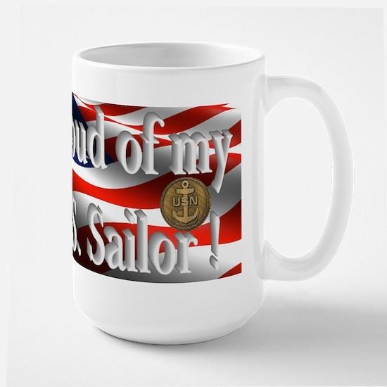 Proud of my U.S. Sailor Mugs