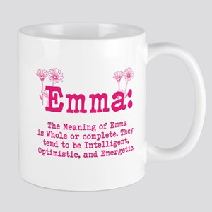 Emma Personalized Name Mugs