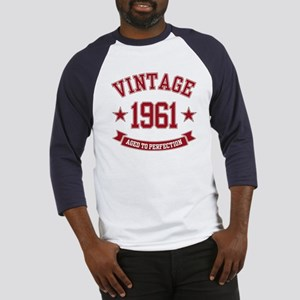 1961 Vintage Aged To Perfection Baseball Jersey