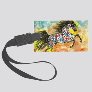 windwalker1 Large Luggage Tag