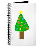Merry Christmas Tree Journal