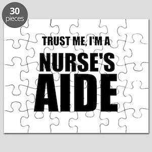 Trust Me, Im A Nurses Aide Puzzle