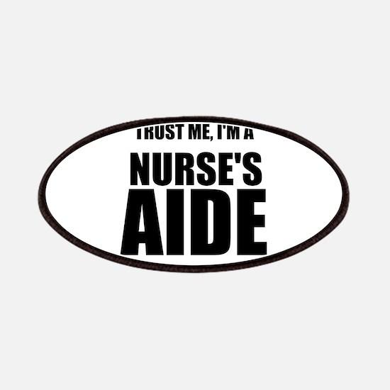 Trust Me, Im A Nurses Aide Patches