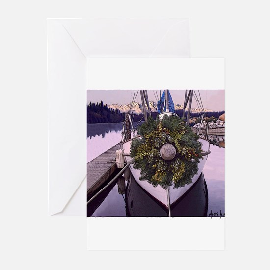 Harbor Holiday Greeting Cards