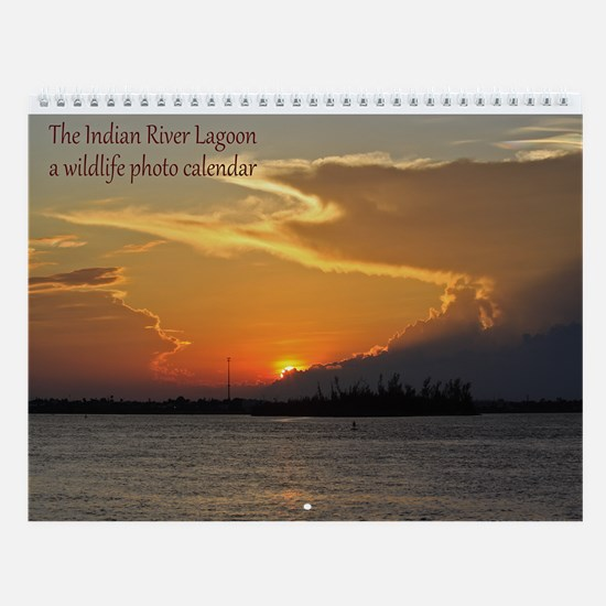 Indian River Lagoon Wall Calendar