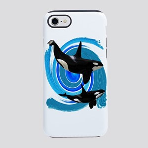 PLAYING GAMES iPhone 7 Tough Case